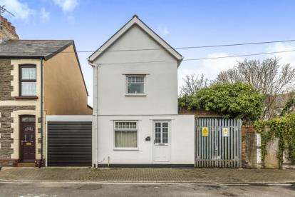 2 Bedrooms Link Detached House for sale in Blanche Street, Cardiff, Caerdydd