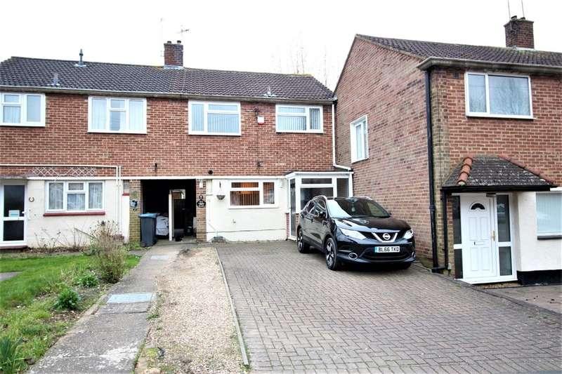 3 Bedrooms Terraced House for sale in Bennetts End, Hemel Hempstead