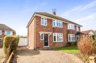 3 Bedrooms Semi Detached House for sale in Lesley Avenue, Canterbury, Kent, England