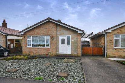 2 Bedrooms Bungalow for sale in Roger Close, Sutton-In-Ashfield, Nottinghamshire, Notts