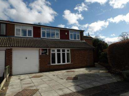 3 Bedrooms Semi Detached House for sale in St. Brides Close, Penketh, Warrington, Cheshire, WA5