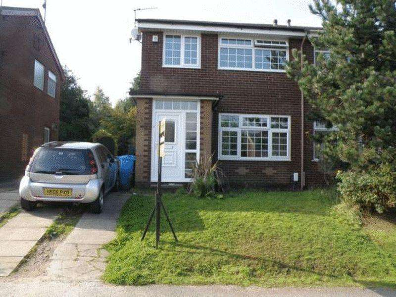 3 Bedrooms Semi Detached House for sale in Lowside Drive, Oldham