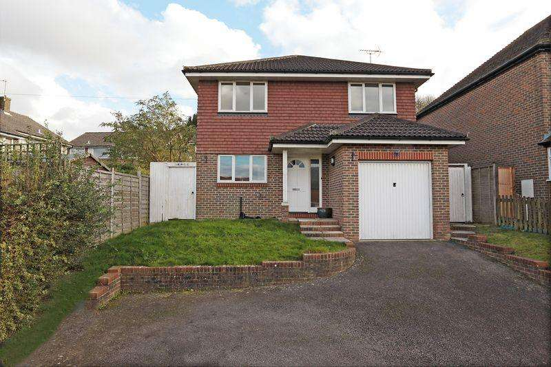 4 Bedrooms Detached House for sale in Western Road, Crowborough, East Sussex