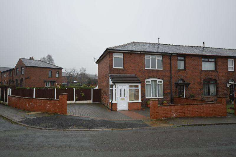 3 Bedrooms End Of Terrace House for sale in Springfield Avenue, Littleborough