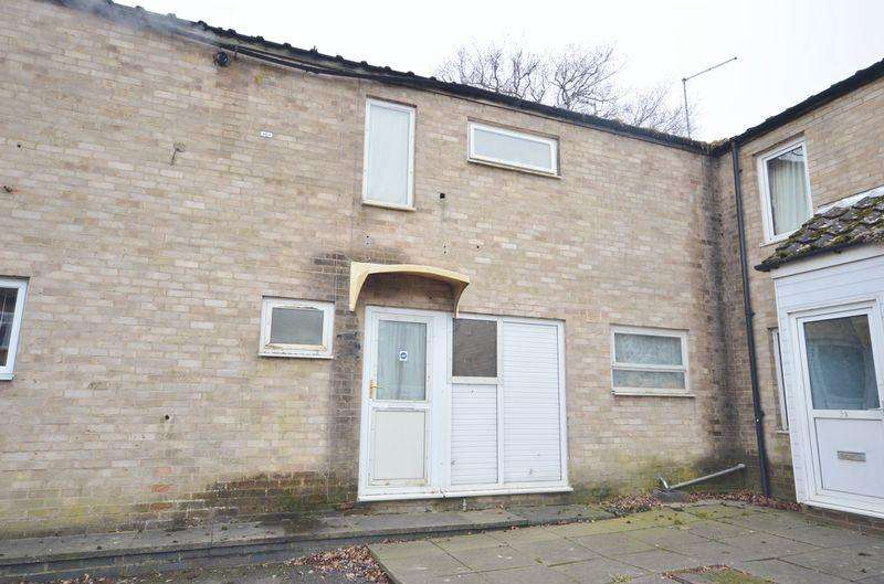 3 Bedrooms Terraced House for sale in Scotter Walk, Corby