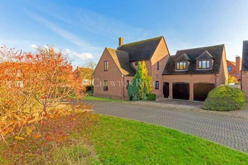 4 Bedrooms Detached House for sale in Willen