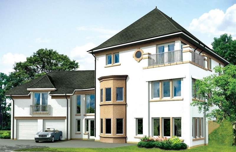 5 Bedrooms Detached House for sale in Kings Point, Shandon, Argyll Bute, G84 8BT
