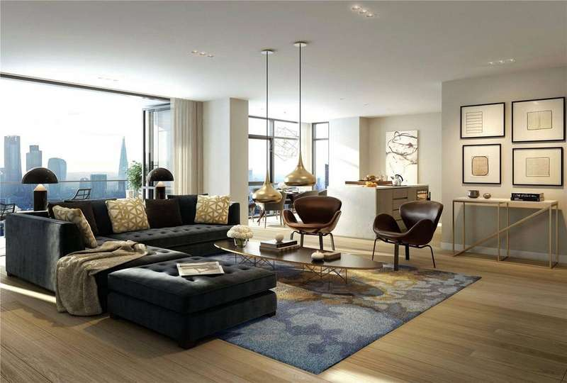 3 Bedrooms Flat for sale in The Atlas Building, City Road, London, EC1V