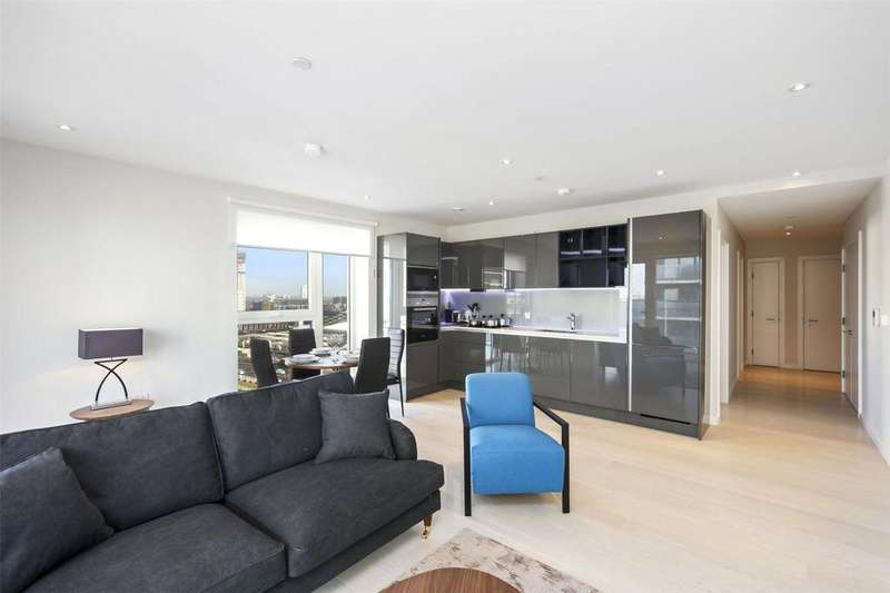 2 Bedrooms Flat for rent in Lantana Heights, 1 Glasshouse Gardens, Stratford, London, E20