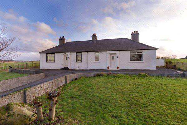 4 Bedrooms Detached House for sale in Adamhill Farm Cottages, By Craigie, South Ayrshire, KA1