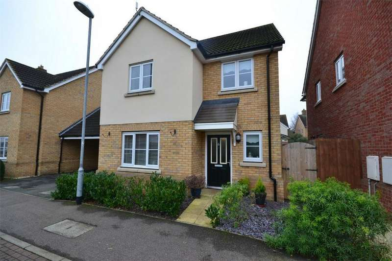 4 Bedrooms Detached House for sale in The Spinnaker, St Lawrence, Southminster