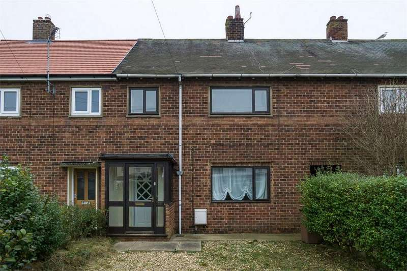 3 Bedrooms Terraced House for sale in North Road, WITHERNSEA, East Riding of Yorkshire