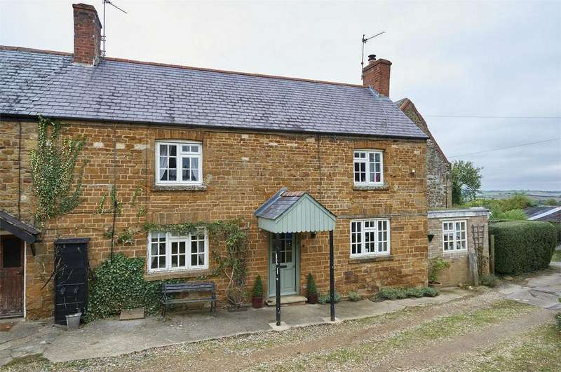 3 Bedrooms Semi Detached House for sale in Bottom Lane, Stoke Albany, Market Harborough, Northamptonshire