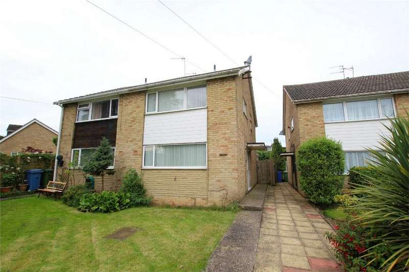 3 Bedrooms Semi Detached House for sale in Normandy Avenue, Beverley, East Riding of Yorkshire, East Yorkshire