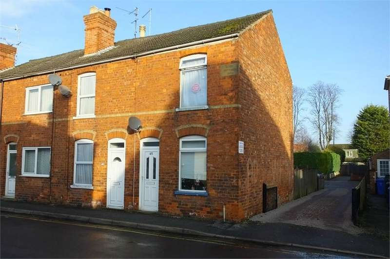 2 Bedrooms End Of Terrace House for sale in Castle Street, Boston, Lincolnshire