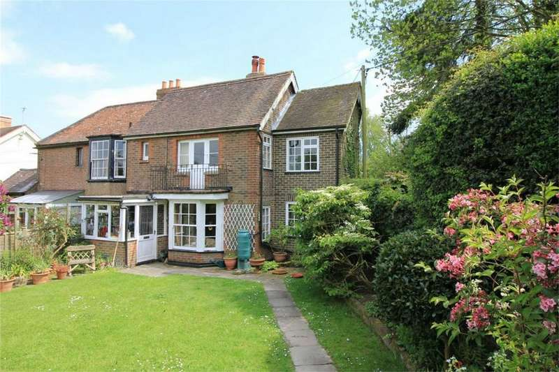2 Bedrooms Cottage House for sale in Caldbec Hill, BATTLE, East Sussex