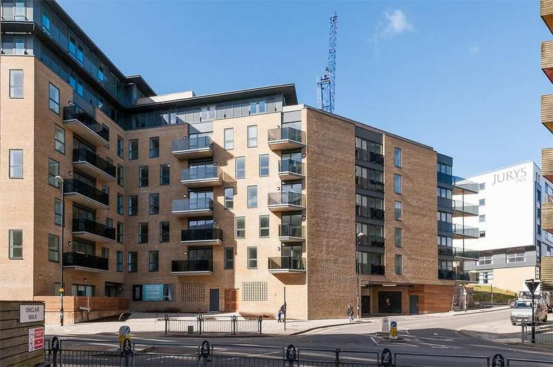1 Bedroom Flat for sale in Embankment House, Brighton