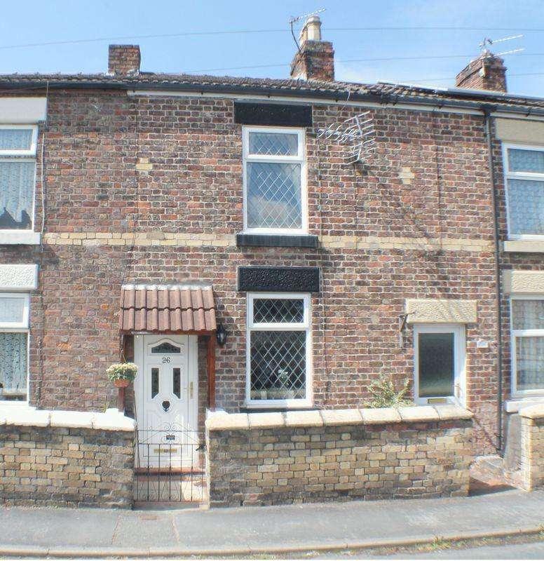 2 Bedrooms Terraced House for sale in School Lane, Higher Bebington