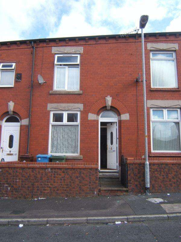 3 Bedrooms Terraced House for sale in Davies Street, Oldham
