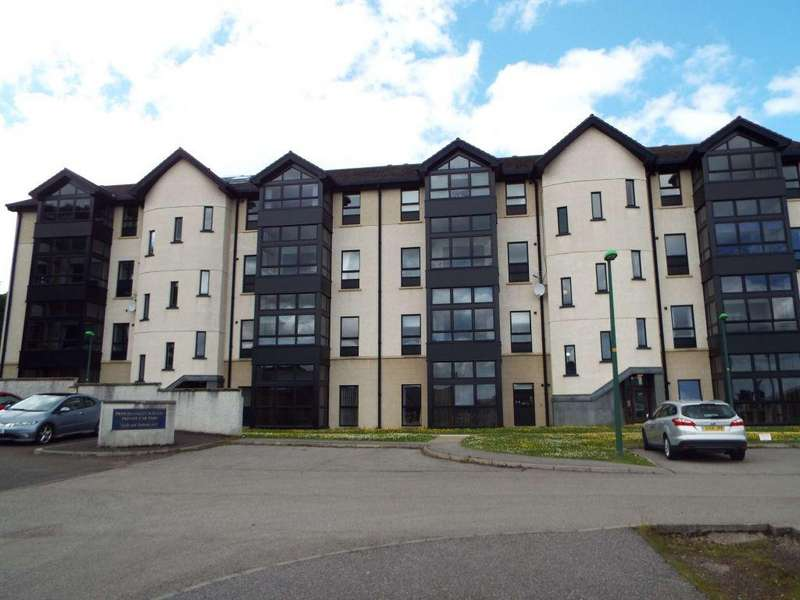 2 Bedrooms Parking Garage / Parking for sale in 2 Castle Gardens, Thurso