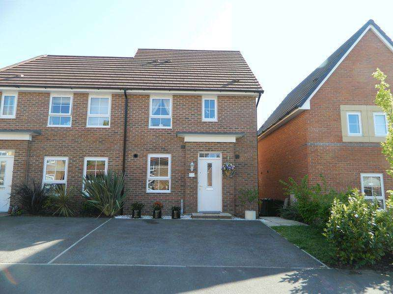 3 Bedrooms Semi Detached House for sale in Rimmer Grove, Elworth