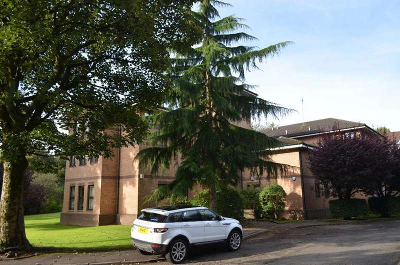 2 Bedrooms Flat for sale in Burrell Court, 120 St Andrews Drive, Pollokshields, Glasgow, G41 4RB