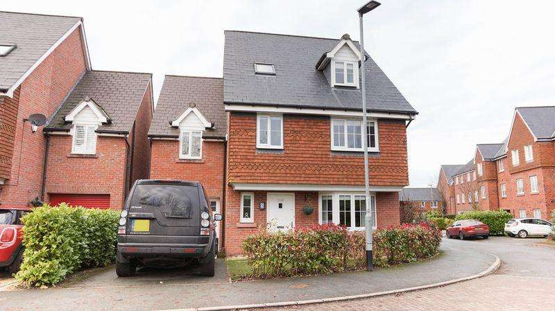 6 Bedrooms Detached House for sale in Chaise Meadow, Lymm
