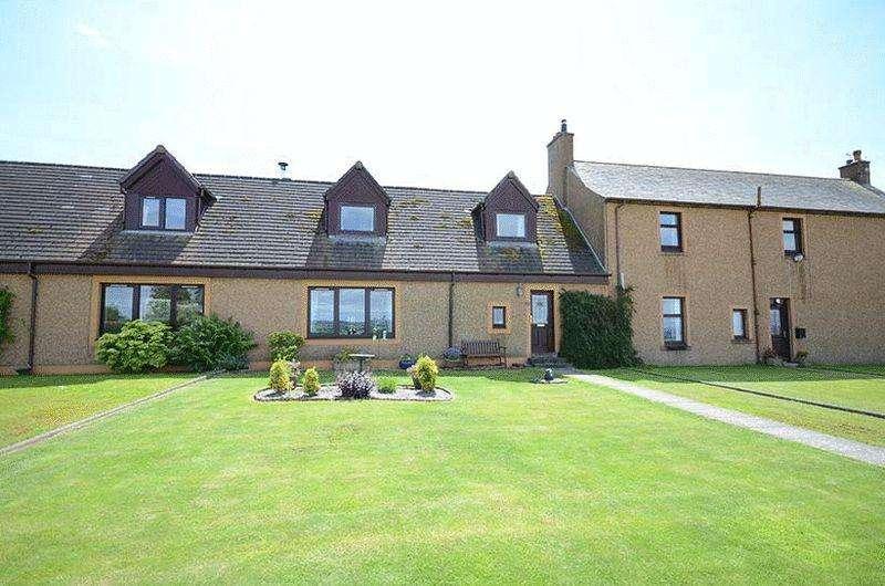 4 Bedrooms Terraced House for sale in 2 Muggersland Burn, CRAIGIE, KA1 5HX, Ayrshire