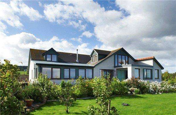 6 Bedrooms Detached House for sale in Assich Croft, Galcantray, Cawdor, IV12
