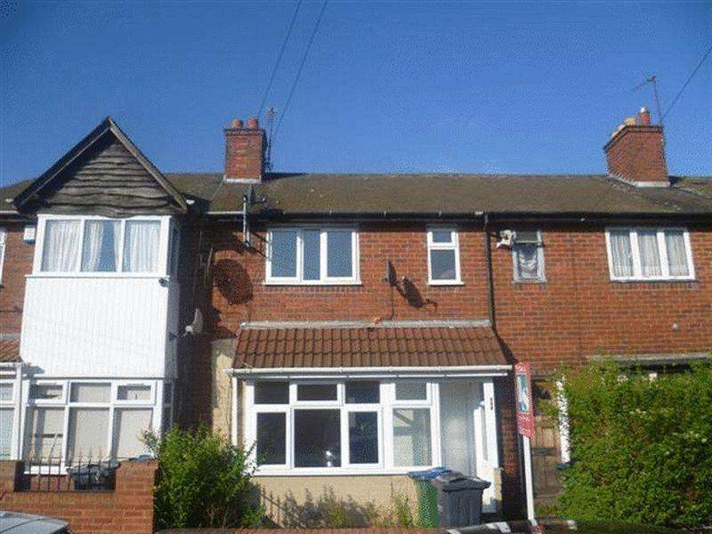 3 Bedrooms Terraced House for sale in Great Arthur Street, Smethwick