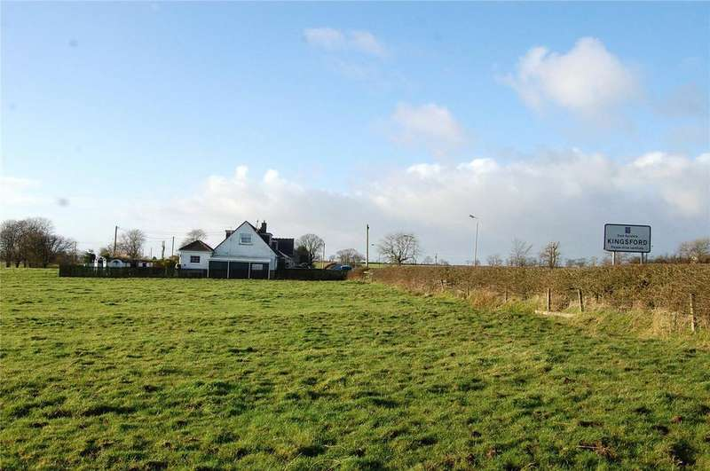 Land Commercial for sale in Plots At Kingsford, Old Glasgow Road, Kingsford, By Stewarton, East Ayrshire, KA3