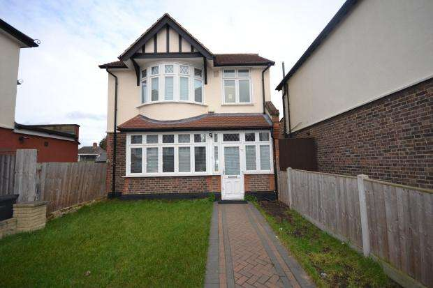 4 Bedrooms Detached House for sale in Norbury Crescent, London, SW16