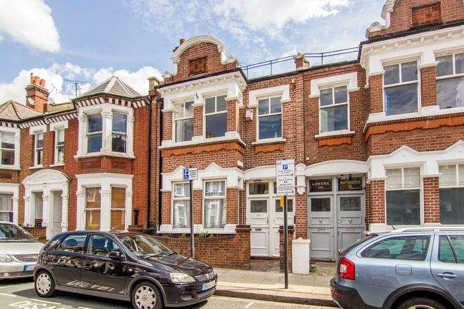 2 Bedrooms Flat for sale in Lanark Mansions, Pennard Road, Shepherds Bush