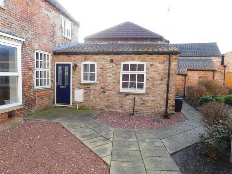 2 Bedrooms Cottage House for sale in Jacksons Court, Ripon