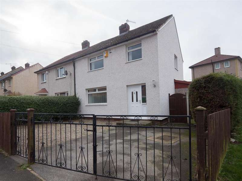 3 Bedrooms Semi Detached House for sale in Greystone Crescent, Bradford, BD10 8HY