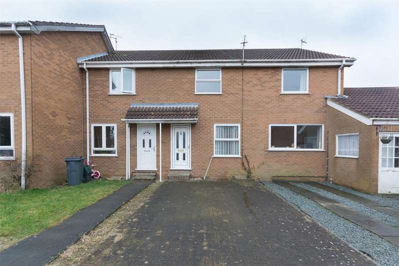 2 Bedrooms Terraced House for sale in Fairfields Drive, Skelton, YORK