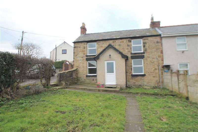 3 Bedrooms Cottage House for sale in The Wern, Brymbo, Wrexham