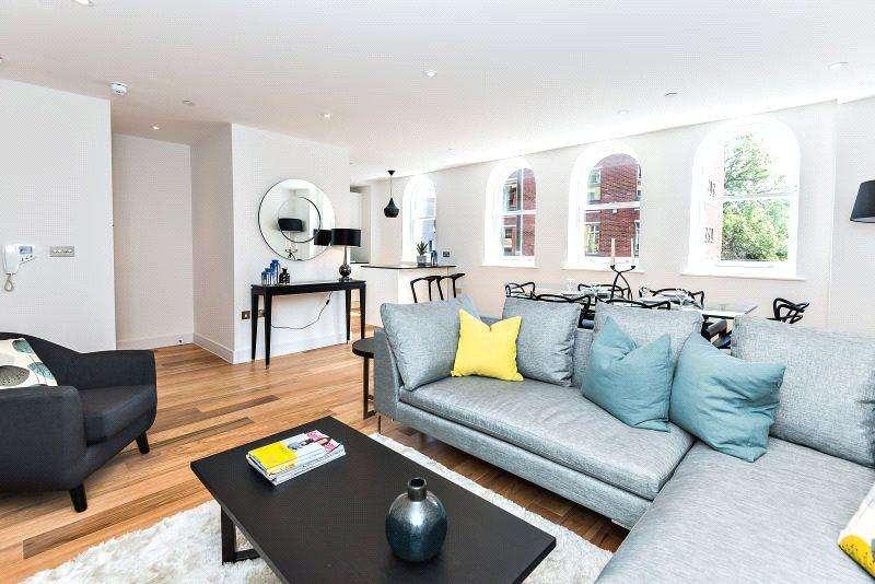 2 Bedrooms Penthouse Flat for sale in Elizabeth House, Sheet Street, Windsor, Berkshire, SL4