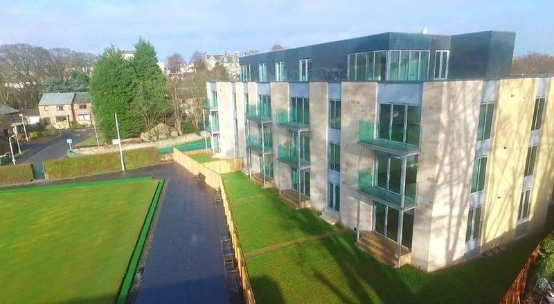 2 Bedrooms Flat for sale in Apt 6 The Square Green, 26 Kinnessburn Road, St Andrews, Fife, KY16