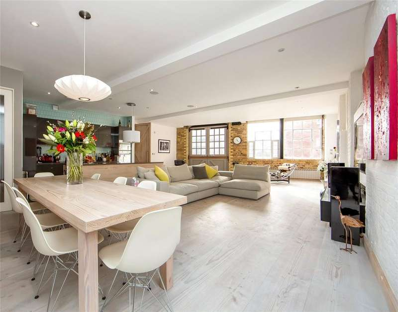 2 Bedrooms Apartment Flat for sale in Jacob Street, London, SE1