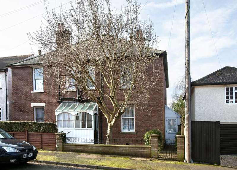 3 Bedrooms Semi Detached House for sale in Cardigan Street, Newmarket