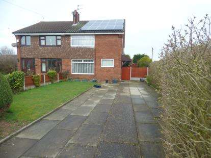 3 Bedrooms Semi Detached House for sale in Friars Walk, Formby, Merseyside, England, L37