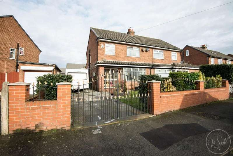 3 Bedrooms Semi Detached House for sale in County Road, Ormskirk