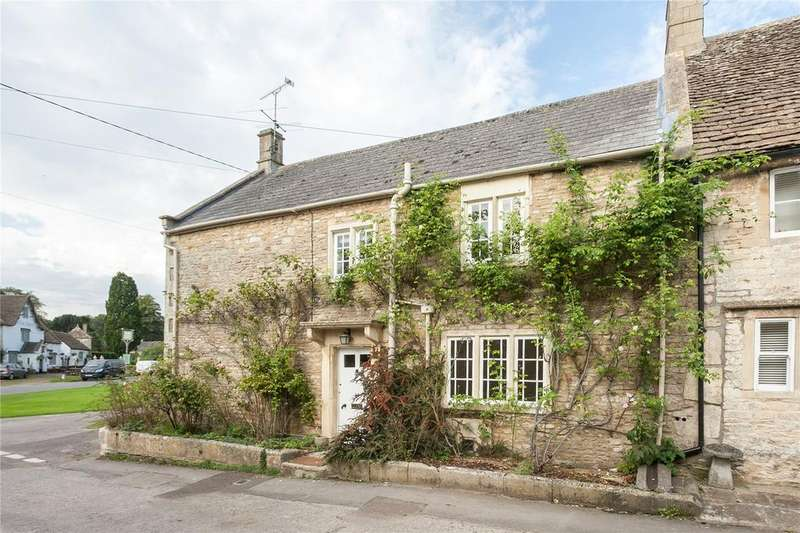 3 Bedrooms Terraced House for sale in Harts Lane, Biddestone, Chippenham, Wiltshire, SN14