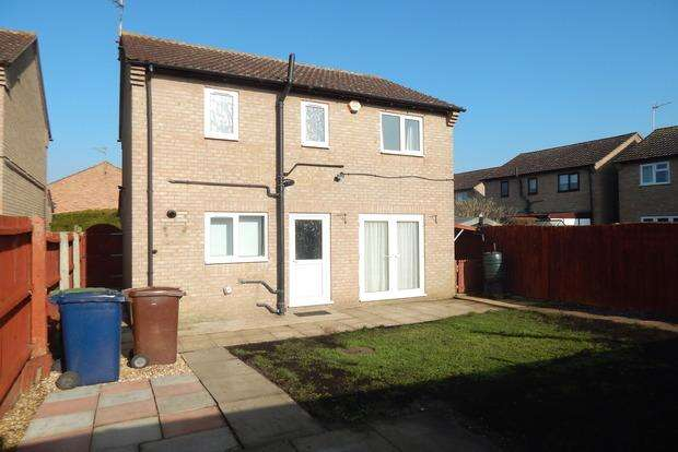 3 Bedrooms Detached House for sale in Harold Heading Close, Chatteris, PE16