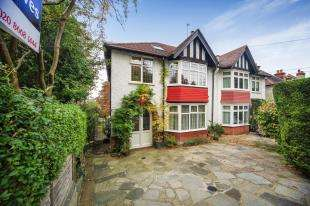 5 Bedrooms Semi Detached House for sale in Higher Drive, Purley, Surrey