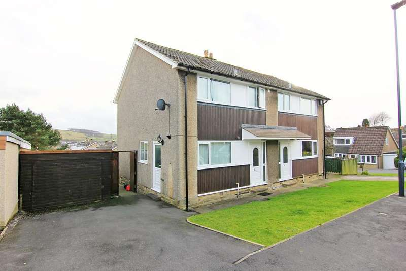 3 Bedrooms Semi Detached House for sale in 36 Long Meadow, Skipton