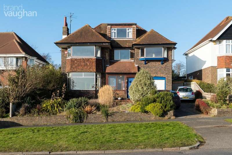 5 Bedrooms Detached House for sale in Surrenden Road, Brighton, BN1