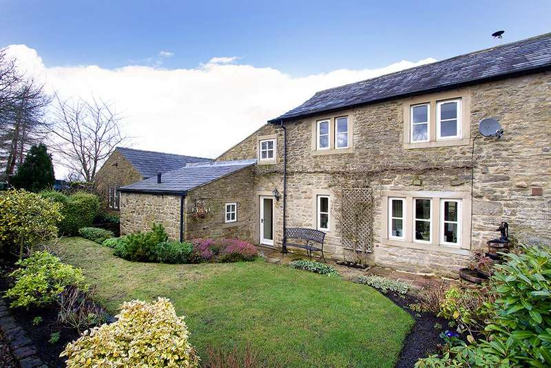 3 Bedrooms Barn Conversion Character Property for sale in Eldroth, Austwick LA2