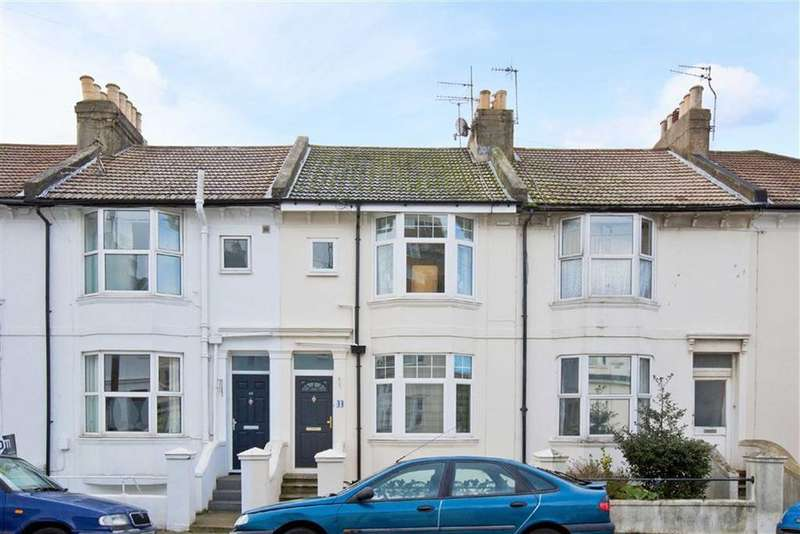 2 Bedrooms Maisonette Flat for sale in Livingstone Road, Hove, East Sussex